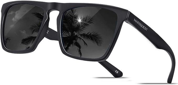 Fleet Sport Sunglasses Polarized Grey Cat-3 UV400 Lenses