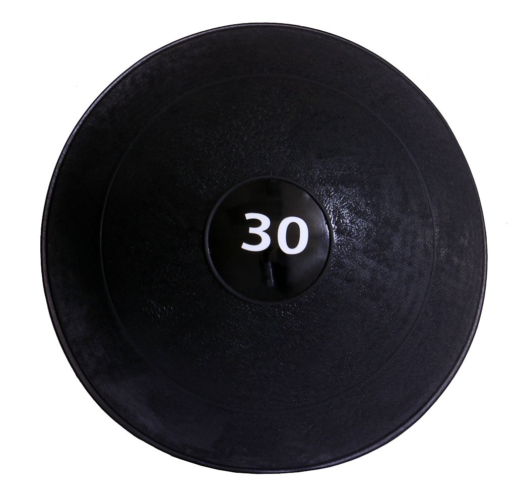 Ader Dead Weight Slam Medicine Ball Black (30 Lbs)