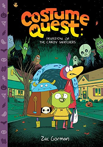 Costume Quest: Invasion of the Candy (Dapper Halloween Costumes)