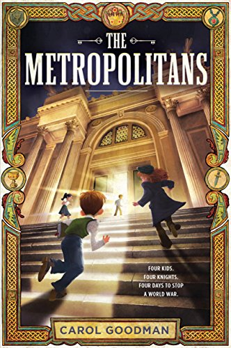 The Metropolitans by [Goodman, Carol]