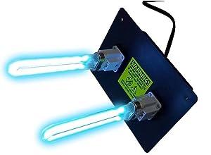 Air Purifier UV LIGHT for ac HVAC ultravaiolet dual lamp duct air cleaner DEAL!