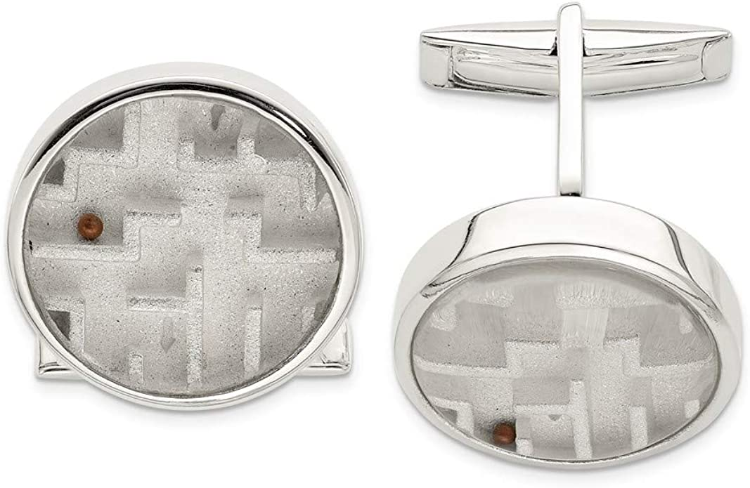 FB Jewels Solid 925 Sterling Silver Tie Bar