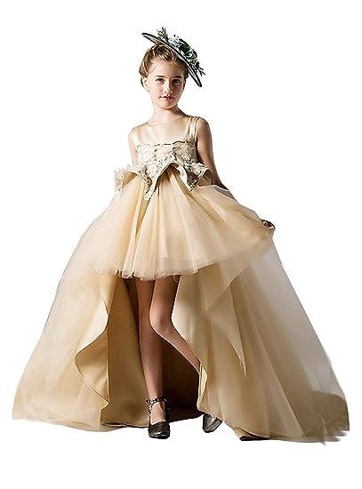 Vestidos De Fiesta Para Niñas Elegantes Vestido Niña Vestido