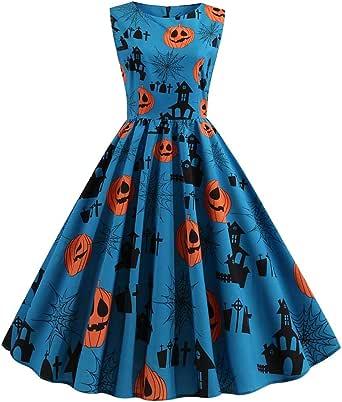Goosun Disfraces De Halloween, Disfraces De Carnaval Sin Mangas ...