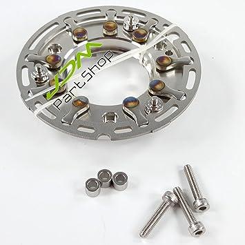 Turbocharger boquilla anillo asiento para Córdoba Ibiza Toledo Alhambra 1.9 TDI 454161 71367