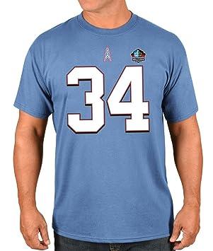 Earl Campbell Houston Oilers Majestic - Camiseta de manga ...