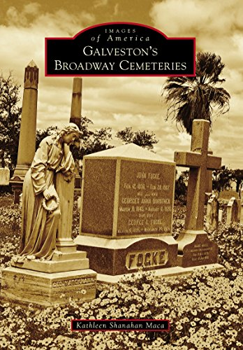 Galvestons Broadway Cemeteries Images America ebook product image