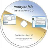 Bachblüten Repertorium Software Praxisprogramm Bach10 (Bachblütenberater, Heilpraktiker u.a.)