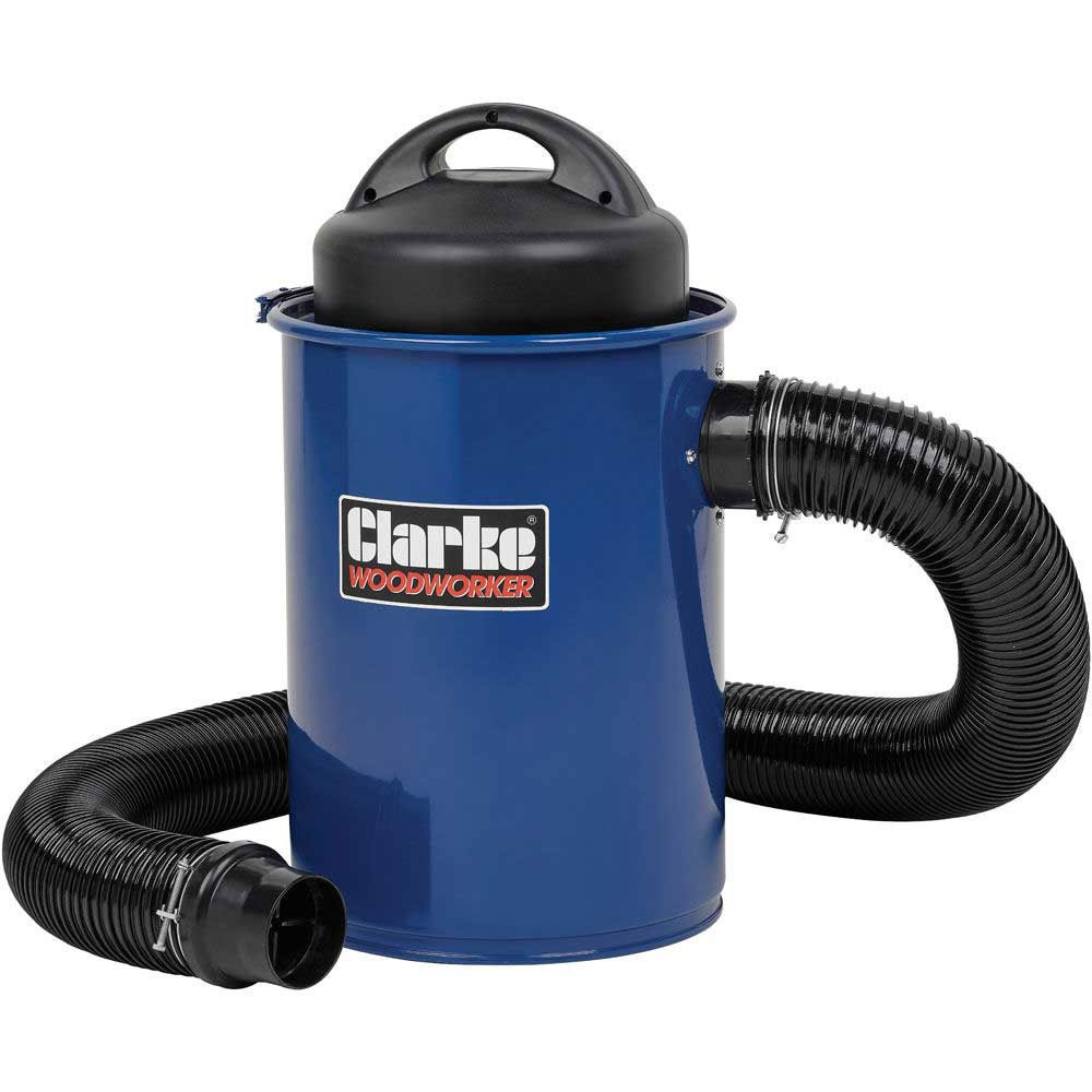 Clarke CWVE1 Vacuum Dust Extractor (230V) - 6471168