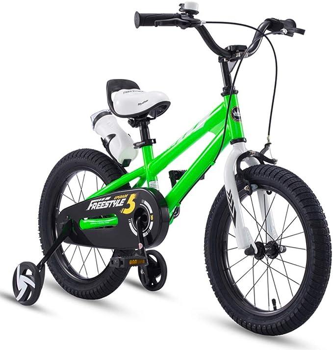Los niños en Bicicleta niño niña Bicicleta 2-4-6-7 años de Edad ...