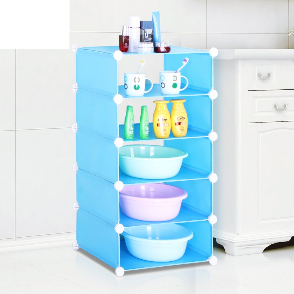 toilet rack/reset wash-basin shelf/bathroom storage cabinet/Plastic ...