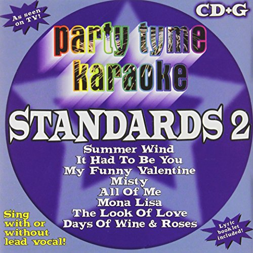 - Party Tyme Karaoke: Standards 2