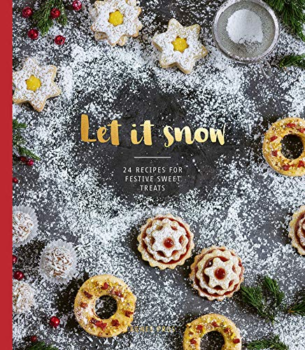 Let it Snow (Snow Icing For Cake Christmas)