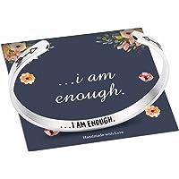 Whenever You Feel Overwhelmed Remember Whose Straighten Your Crown Bracelet, Engraved Inspirational Bracelets…