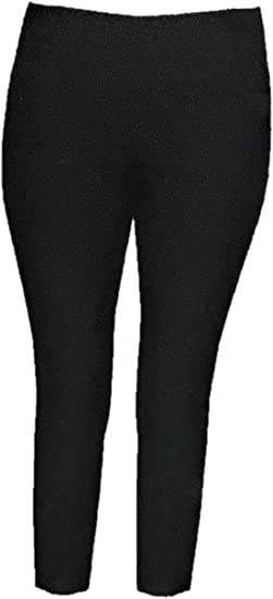 Ladies black control pants size 8  10  or  12  only