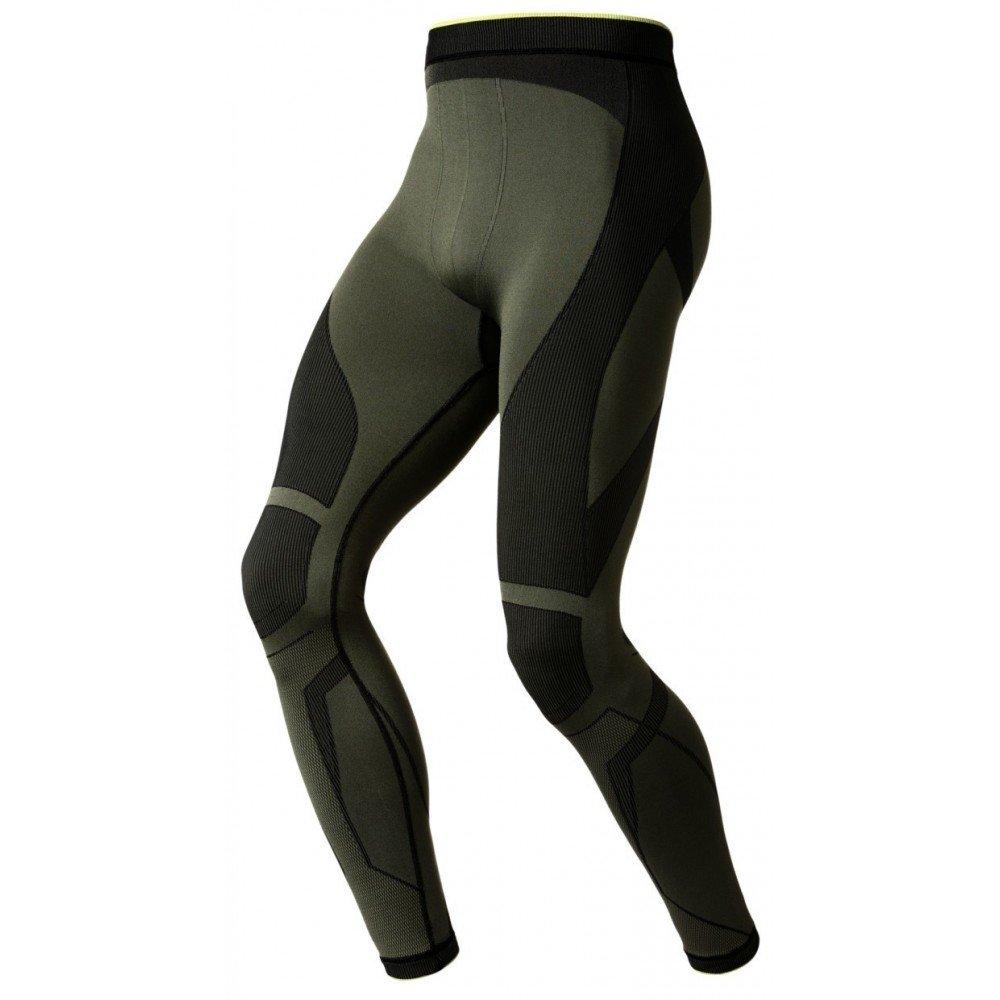 Odlo Herren Unterhose Pants long Evolution Warm Greentec