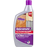 Rejuvenate Fills in Scratches – Protects & Restores Shine – No Sanding Required – 32 oz. All Floors Restorer, 32oz