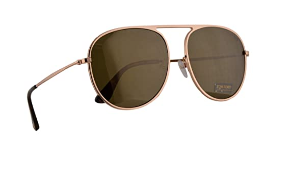1c9a41fc5f9 Image Unavailable. Image not available for. Color  Tom Ford FT0621 Jason-02  Sunglasses ...