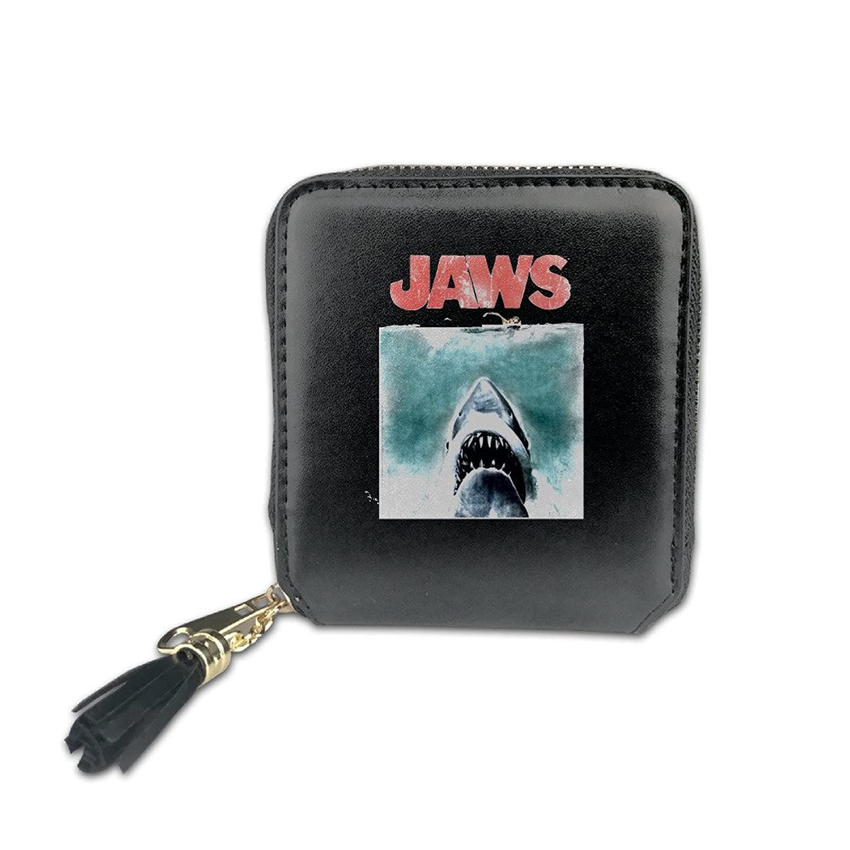 Women's Jaws Card Holder Wallet