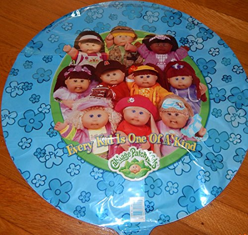 "Cabbage Patch Kids 18"" Mylar Foil Balloon - Birthday Party Supplies"