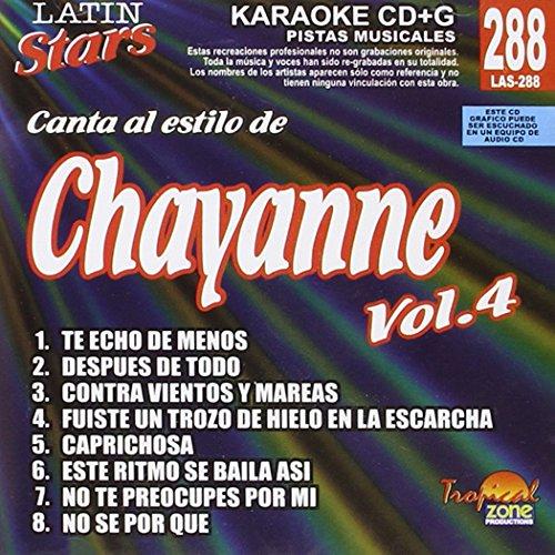 Karaoke: Chayanne 4 - Latin Stars Karaoke (Karaoke Diablo)