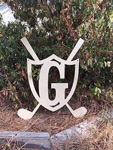 - Personalized Custom Golf Sign