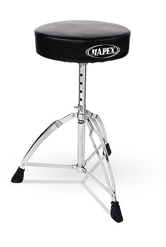 Mapex Double Brace Round top Drum Throne