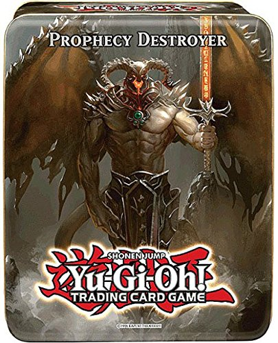 Konami Yugioh 2012 Collectible Tins Wave 2.5 ‑ YuGiOh! Prophecy Destroyer ()