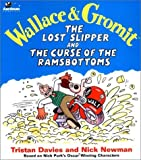 img - for Wallace & Gromit the Lost Slipper and the Curse of the Ramsbottoms (Wallace & Gromit Comic Strip Books) book / textbook / text book