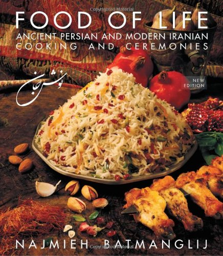 Food of Life: Ancient Persian and Modern Iranian Cooking and Ceremonies Art Com Persian Print