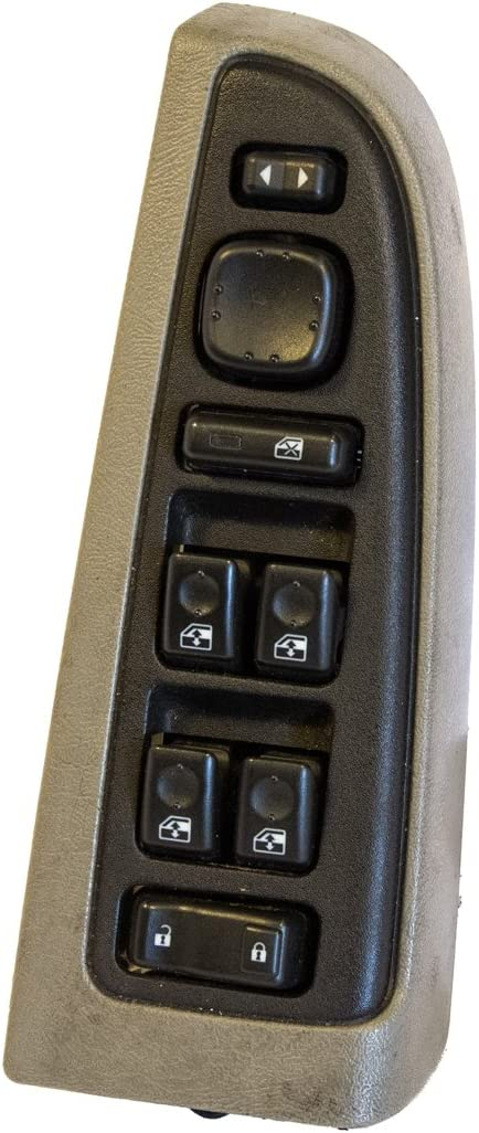 Genuine Hyundai 93570-2D110-CA Power Window Main Switch Assembly
