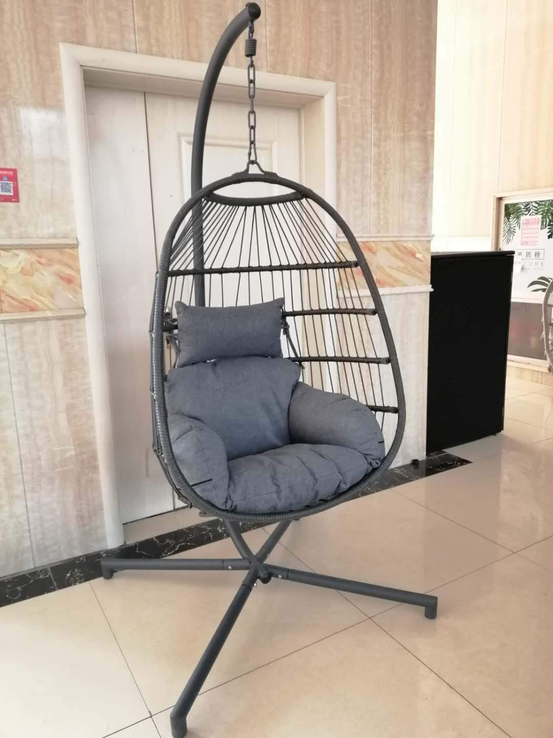 Brown Chicreat Hanging Chair