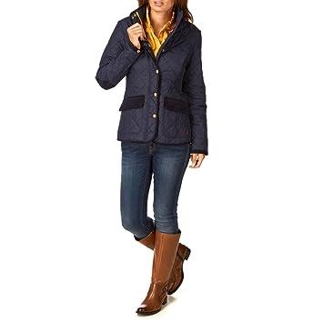 Joules Ladies? Moredale Quilt Jacket ? Marine Navy P_MOREDALENEW ... : joules ladies quilted jackets - Adamdwight.com