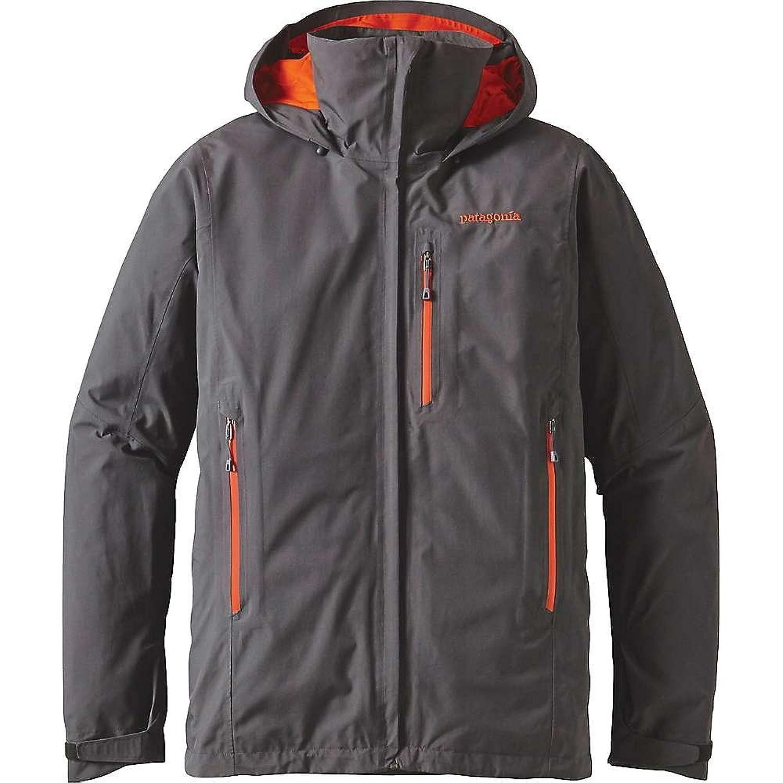 パタゴニア アウター ジャケットブルゾン Patagonia Men's Piolet Jacket Forge Grey 25o [並行輸入品] B077H3JDL5