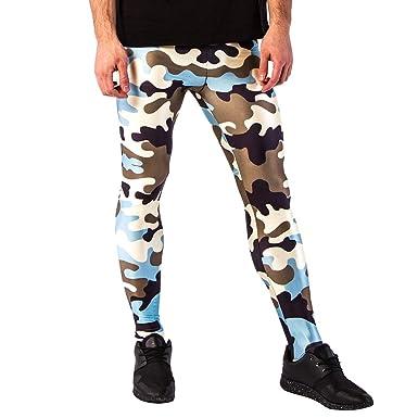 434b0a42c576 Kapow Meggings stylische Männer Leggings für Streetstyle   Fashion    Festivals   Gym   Yoga   Cycling  Amazon.de  Bekleidung