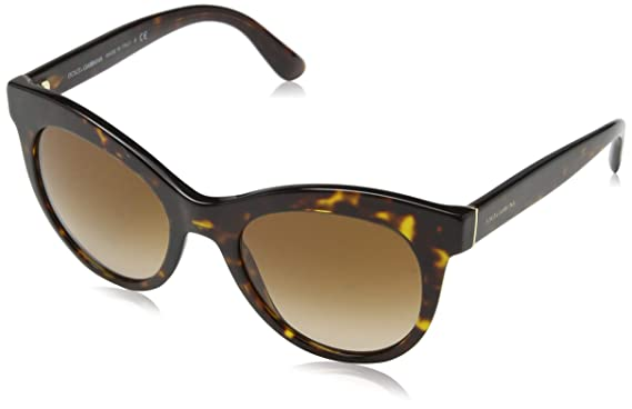 6d9de9ddefc Amazon.com  Dolce and Gabbana DG4311 502 13 Havana DG4311 Square ...