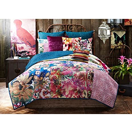 Tracy Porter LEANDRE Twin Quilt, Patchwork