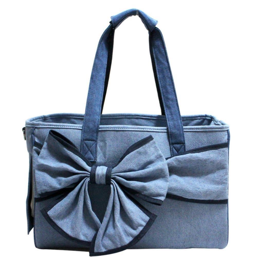 Dixinla Pet Carrier Backpack Cowboy Pet Bag Out bag