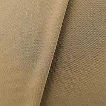 Jersey Nude Material Sold By the Yard Jersey Nude Saumon Fabric