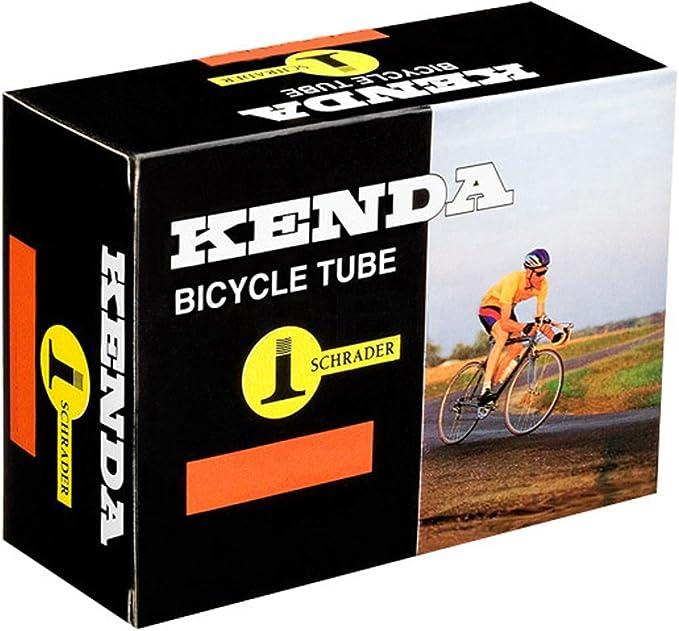 Kenda Bicycle Inner Tube 20 X 1.5-1.75-1.95 Schrader Valve