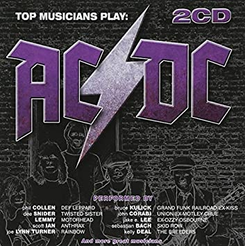 Plays    AC/DC by Various Artists