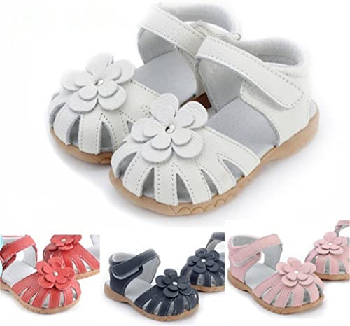 Infant Kids Shoes Boy Girl Closed Toe Summer Beach Sandals Anti-Slip Shoes Sneak