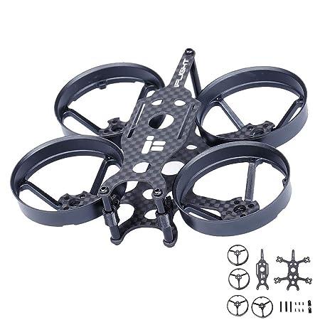 Alecony - Dron de fibra de carbono de 4 ejes, completamente ...
