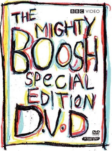 The Mighty Boosh Complete Series Special Edition DVD Box (Edition Complete Set)