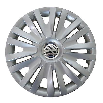 Volkswagen 5 K0071455 Tapacubos 15 Pulgadas en Brillant ...