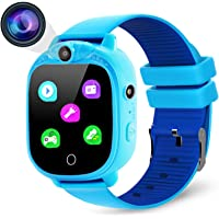 Prograce Reloj inteligente para cámara digital para niños