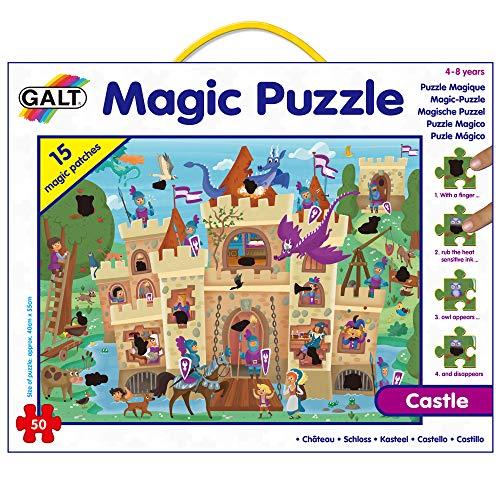 Galt- Toys Puzle Mágico - Castillo, (1003856): Amazon.es ...