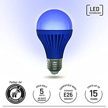 Light itup led light bulb 5 watt indoor and outdoor energy light itup led light bulb 5 watt indoor and outdoor energy efficient 40 aloadofball Gallery