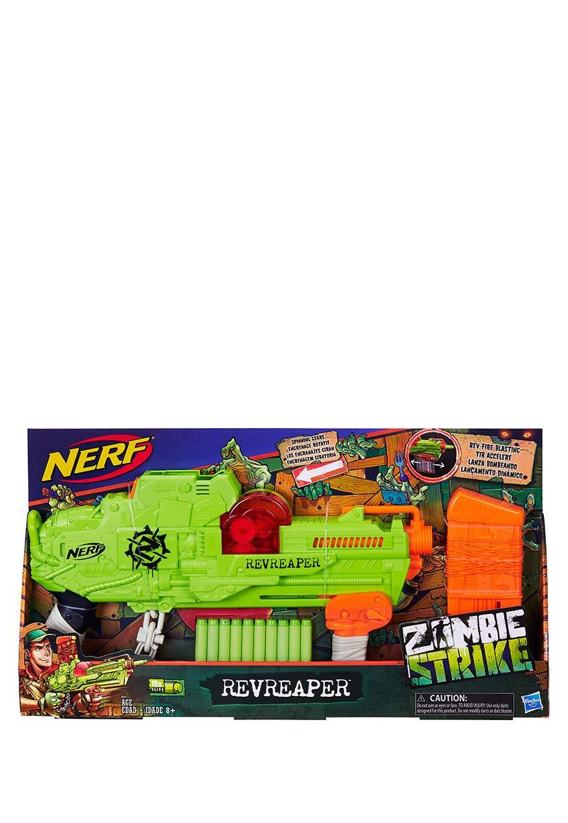 Nerf Zombie Strike RevReaper ネルフ ゾンビストライク [並行輸入品] B078ZS193H