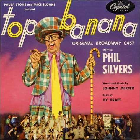 top-banana-1951-original-broadway-cast